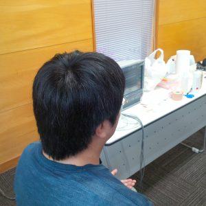 頭皮鍼実験